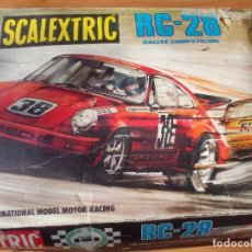 Scalextric: SCALEXTRIC RC 28. Lote 120126811