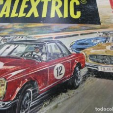 Scalextric: SCALEXTRIC GT 104 EXIN. Lote 121971455
