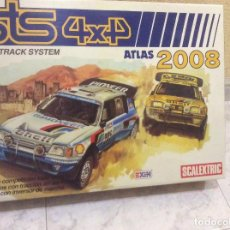 Scalextric: CIRCUITO STS ATLAS 2008. Lote 120723383