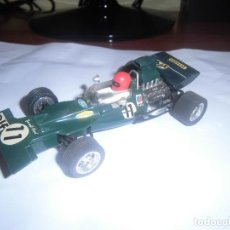 Scalextric: TYRRELL FORD VERDE DE SCALEXTRIC EXIN. Lote 121268255