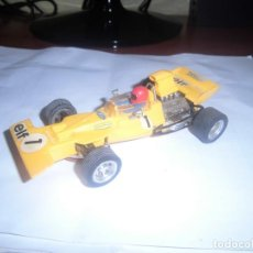 Scalextric: TYRRELL FORD AMARILLO DE SCALEXTRIC EXIN. Lote 121268667