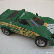 Scalextric: LANCIA STRATOS - SCALEXTRIC - EXIN - REF. 4055.. Lote 121365851