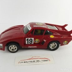 Scalextric: PORSCHE 935 JAGERMEISTER SCALEXTRIC EXIN 4067. Lote 121717531