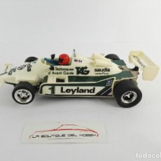 Scalextric: WILLIAMS FW-07 F1 SCALEXTRIC EXIN 4068. Lote 121718055