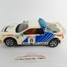 Scalextric: FORD RS 200 RS200 SCALEXTRIC EXIN 4077. Lote 121721239