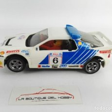 Scalextric: FORD RS 200 RS200 SCALEXTRIC EXIN 4077. Lote 121721507