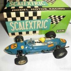 Scalextric: MAGNIFICO COCHE ANTIGUO DE SCALEXTRIC FERRARI,SALIDA 1 EURO. Lote 124516716