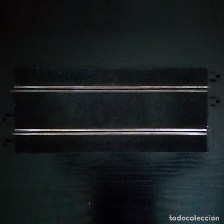 RECTA STANDARD (SUELTA 1) SCALEXTRIC EXIN / CIRCUITO 60S (Juguetes - Slot Cars - Scalextric Exin)