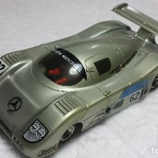 Scalextric: SLOT SCALEXTRIC SRS MERCEDES SAUBER. Lote 121994571