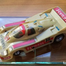 Scalextric: SLOT SCALEXTRIC EXIN SRS PORSCHE 956 FORTUNA. Lote 121996647