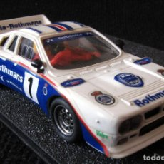 Scalextric: SCALEXTRIC - LANCIA RALLY 037 ROTHMANS- REF. 4076 - 1986 - SIN CAJA - EXIN -. Lote 163314254