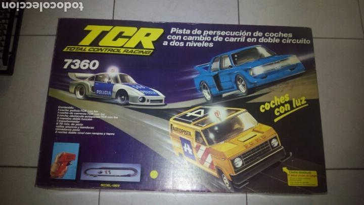 Scalextric: Circuito TCR,mejor ver anuncio,muchos extras - Foto 50 - 163101394