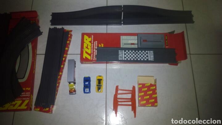 Scalextric: Circuito TCR,mejor ver anuncio,muchos extras - Foto 52 - 163101394