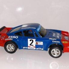 Scalextric: EXIN : COCHE SCALEXTRIC PORSCHE 911 CARRERA RS REF. 4051 / 66 / 69 AÑOS 80 MADE IN SPAIN JOCAVI . Lote 123099475