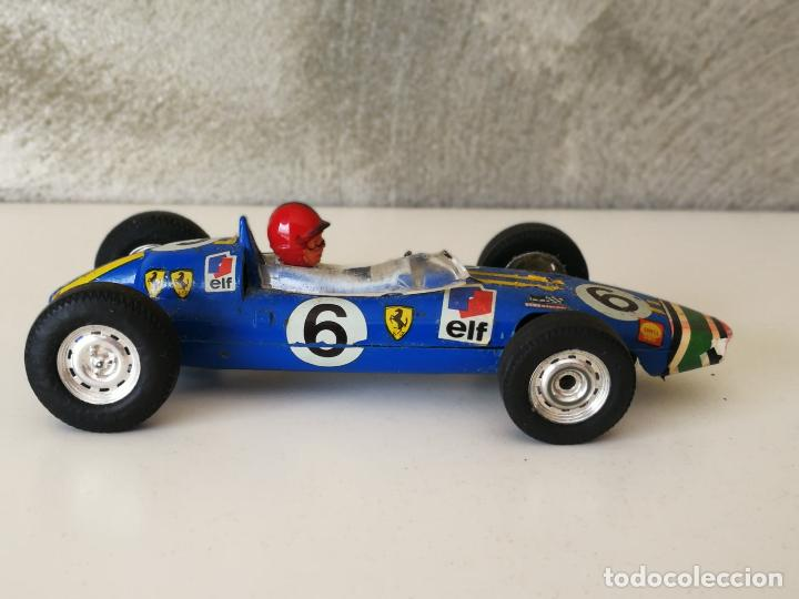 Scalextric: BRM C72 SCALEXTRIC TRIANG MADE IN FRANCE EN CAJA - Foto 2 - 123546179