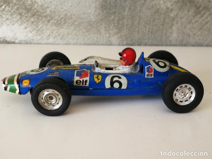 Scalextric: BRM C72 SCALEXTRIC TRIANG MADE IN FRANCE EN CAJA - Foto 4 - 123546179