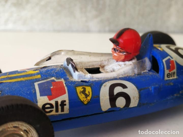 Scalextric: BRM C72 SCALEXTRIC TRIANG MADE IN FRANCE EN CAJA - Foto 5 - 123546179
