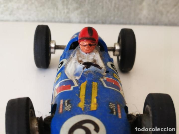 Scalextric: BRM C72 SCALEXTRIC TRIANG MADE IN FRANCE EN CAJA - Foto 7 - 123546179