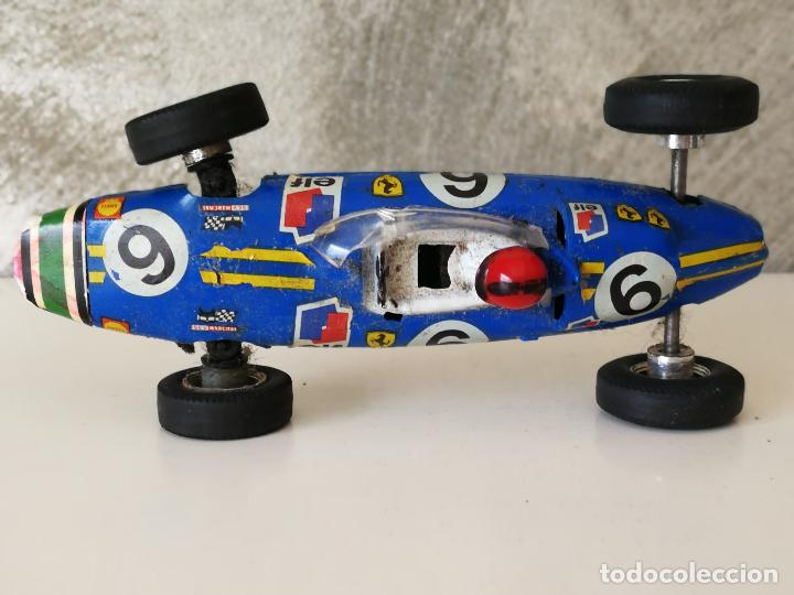 Scalextric: BRM C72 SCALEXTRIC TRIANG MADE IN FRANCE EN CAJA - Foto 8 - 123546179