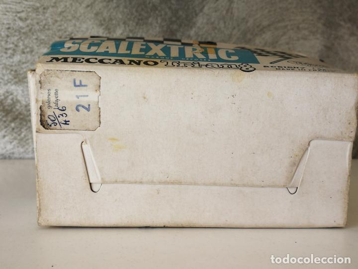 Scalextric: BRM C72 SCALEXTRIC TRIANG MADE IN FRANCE EN CAJA - Foto 16 - 123546179