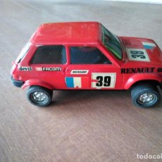 Scalextric: RENAULT-5 COPA 4058. Lote 124271115