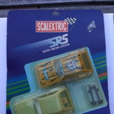Scalextric: SCALEXTRIC EXIN SRS- BLISTER CARROCERÍA TALBOT. Lote 124449768