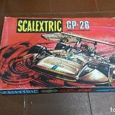 Scalextric: CIRCUITO SCALEXTRIC GP-26,SIGMA . Lote 125029247
