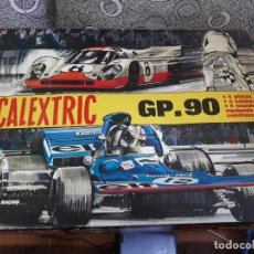 Scalextric: SCALEXTRIC GP.90 COMPLETO . Lote 126126827