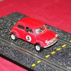 Scalextric: MINI COOPER C.007 SCALEXTRIC FRANCE. Lote 175560687