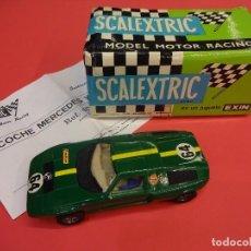 Scalextric: SCALEXTRIC EXIN. MERCEDES WANKEL C-111. REF. C-44. EN CAJA ORIGINAL. Lote 128548699