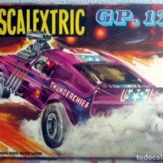 Scalextric: GP 17 – GP 29 – GP 90 – GT 19 CAJAS COMPLETAS PARA COLECCIONISTAS. Lote 128704991