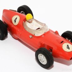 Scalextric: TRIANG SCALEXTRIC COOPER - COLOR ROJO - AÑOS 60. Lote 128711639
