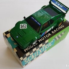 Scalextric: BMW M1 SCALEXTRIC EXIN REFERENCIA 4063 VERDE . Lote 128822635