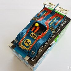 Scalextric: ALPINE RENAULT 2000 TURBO AZUL SCALEXTRIC EXIN REFERENCIA 4053. Lote 128823451