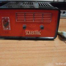 Scalextric: FUENTE ALIMENTACIÓN SCALEXTRIC AÑOS 70 MUY BUEN ESTADO PEPETO. Lote 129018435