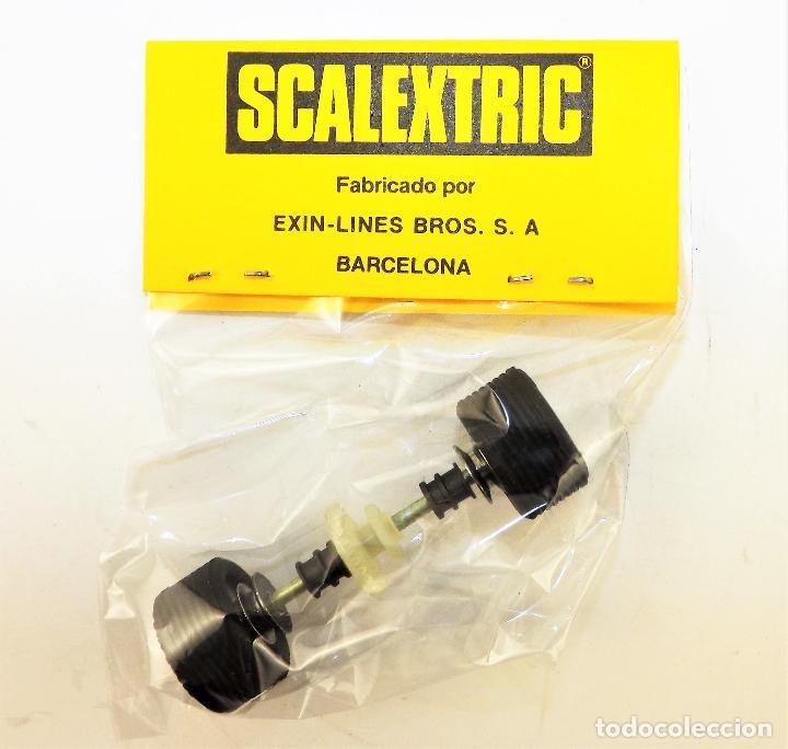Scalextric: Scalextric 6145 Tren ruedas posterior Audi Quattro - Foto 2 - 129720827