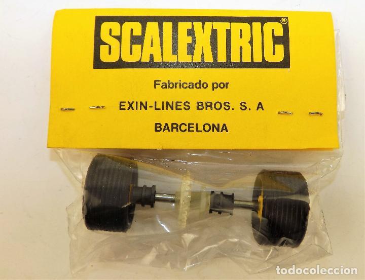 Scalextric: Scalextric 6130 Tren ruedas posterior Lancia Stratos - Foto 2 - 160578520