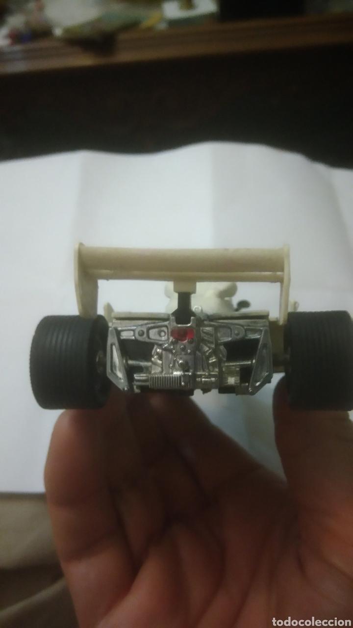 Scalextric: SCALEXTRIC. Chasis Ligier js 11. Carcasa Williams w07. Decoración 1981 de Alan Jones en Dutch Prix. - Foto 3 - 130012479