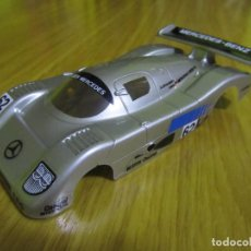 Scalextric: CARROCERIA SRS MERCEDES C-10. SCALEXTRIC EXIN. Lote 132349035