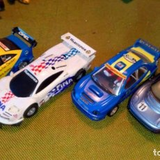Scalextric: LOTE DE COCHES SCALEXTRIC. Lote 131128392