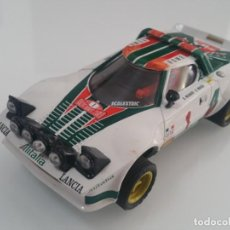 Scalextric: LANCIA STRATOS ALTAYA SCALEXTRIC. Lote 131994854