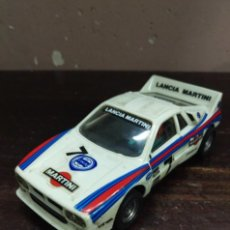 Scalextric: COCHE SCALEXTRIC EXIN LANCIA RALLY 037. Lote 134149430