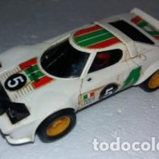 Scalextric: LANCIA STRATOS BLANCO SCALEXTRIC EXIN. Lote 134902546