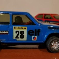 Scalextric: RENAULT 5 COPA REF. 4058. Lote 135131062
