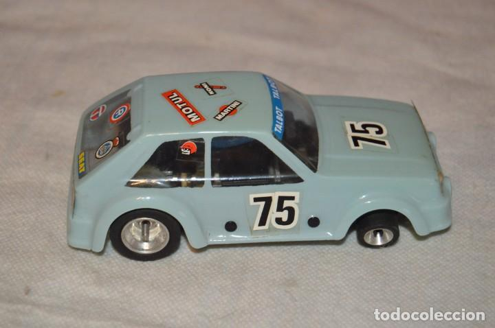 Scalextric: VINTAGE - TALBOT HORIZON SRS - EXIN SCALEXTRIC - MADE IN SPAIN - CARROCERIA SIN GRIETAS - ENVÍO 24H - Foto 2 - 135159034