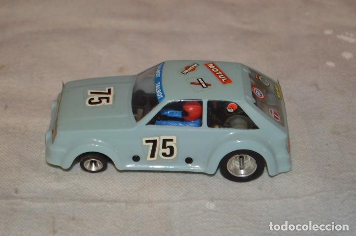 Scalextric: VINTAGE - TALBOT HORIZON SRS - EXIN SCALEXTRIC - MADE IN SPAIN - CARROCERIA SIN GRIETAS - ENVÍO 24H - Foto 3 - 135159034