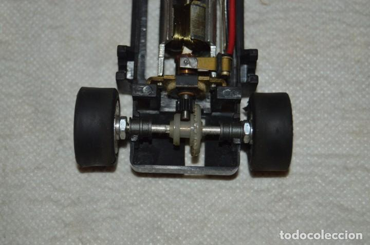Scalextric: VINTAGE - TALBOT HORIZON SRS - EXIN SCALEXTRIC - MADE IN SPAIN - CARROCERIA SIN GRIETAS - ENVÍO 24H - Foto 13 - 135159034