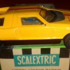 Scalextric: COCHE SCALEXTRIC - MERCEDES WANKEL C-111. REF: C-44. Lote 135672790