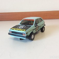 Scalextric: FORD FIESTA EXIN . Lote 136175818