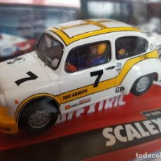 Scalextric: SCALEXTRIC FIAT 1000 ABARTH BERLINA COSA. Lote 136268702
